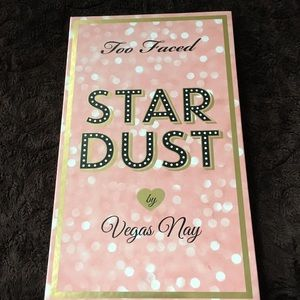 Too Faced Makeup - TooFaced and Vegas Nay eyeshadow palette.